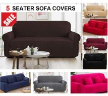 5 Seater Jersey Sofa Cover Sets (5 سیٹر جرسی صوفہ سیٹ دستیاب ہے) Price in Pakistan