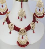 Artificial Bridal Jewellery Set Design 2021 (PS-266) Price in Pakistan