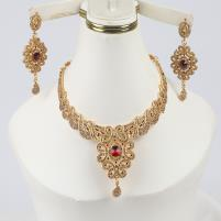Bridal Artificial Jewellery Sets Design 2021 (PS-314) Price in Pakistan