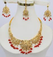 Bridal Artificial Jewelry Sets Design (PS-211) Price in Pakistan