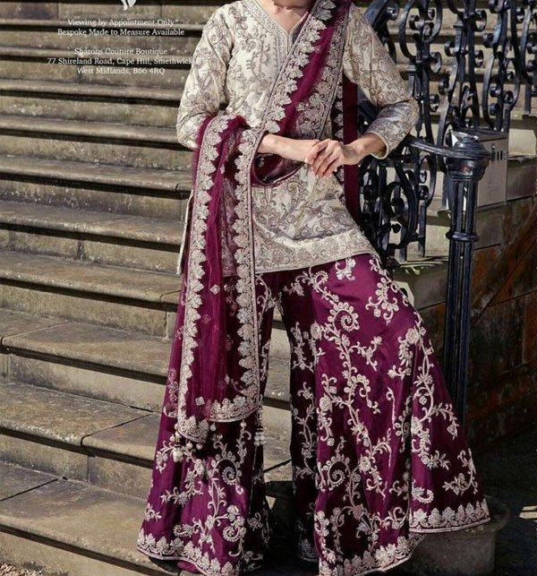 Heavy Full Embroidery Chiffon Suit (Unstitched) (CHI-207) Price in Pakistan