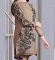 Eid Collection Designer LAWN 80/80 2PC SEQUENCE Embroidered (Unstitched) (DRL-538) Price in Pakistan
