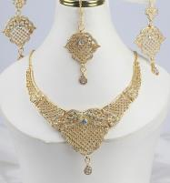 Indian Jewelry Set For Girls Latest Design Necklace 2021 (PS-296) Price in Pakistan