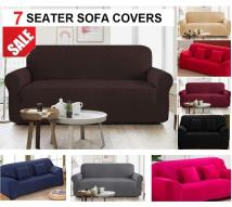 7 Seater Jersey Sofa Cover Sets (سیون سیٹر جرسی صوفہ سیٹ دستیاب ہے) Price in Pakistan