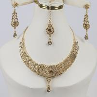Latest Indian Jewelry Necklace  Set For Girls (PS-326) Price in Pakistan
