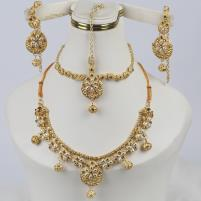 Latest Wedding Jewelry Set 2021 For Dulhan (PS-329) Price in Pakistan