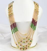 Beauliful Multi Color MALA For Women (PS-298) Price in Pakistan