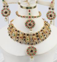 Multi Color Jewelry Set For Girls Online  (PS-283) Price in Pakistan