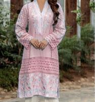 New Design Embroidered  Lawn Dress With Chffion Duppata (Unstitched) (DRL-535) Price in Pakistan