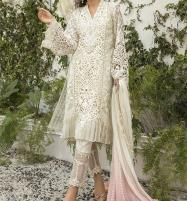 New Organza Heavy Embroidery Suit Unsitched ((CHI-380) Price in Pakistan