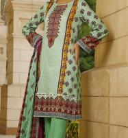 New VS Classic Printed Lawn Collection 2020 With Lawn Dupatta 20-116B Price in Pakistan