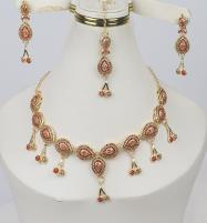 Party Jewelry Set Design 2021 For Women (PS-362) Price in Pakistan