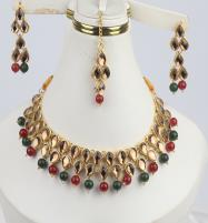 Party Jewelry Set For Girls Latest Design Necklace 2021 (PS-302) Price in Pakistan