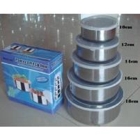 5 PEC Stainless Steel Protect Fresh Box - Silver Price in Pakistan