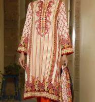 VS Classic Printed Lawn Collection With Lawn Dupatta 20-117B Price in Pakistan