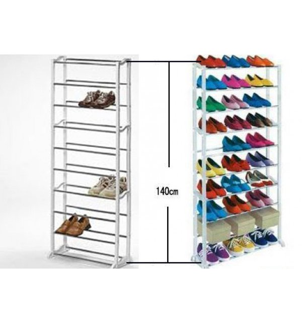 Amazing Shoe Rack For Upto 30 Pairs