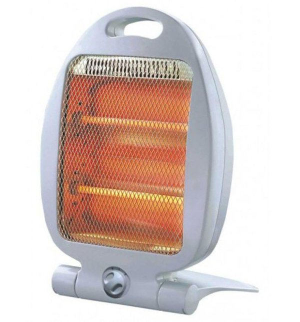 Electric Room Quartz Heater 2 Heat setting 400W / 800W